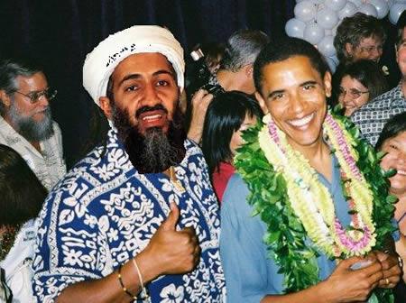 Osama dan Obama